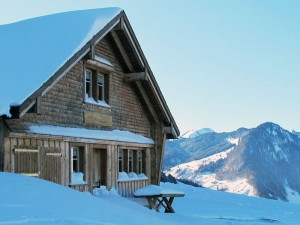 Alp hut delights in Toggenburg