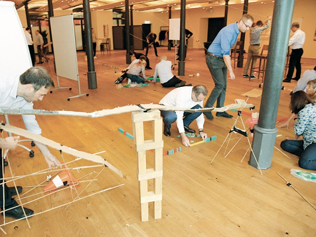 Team Building Idee
