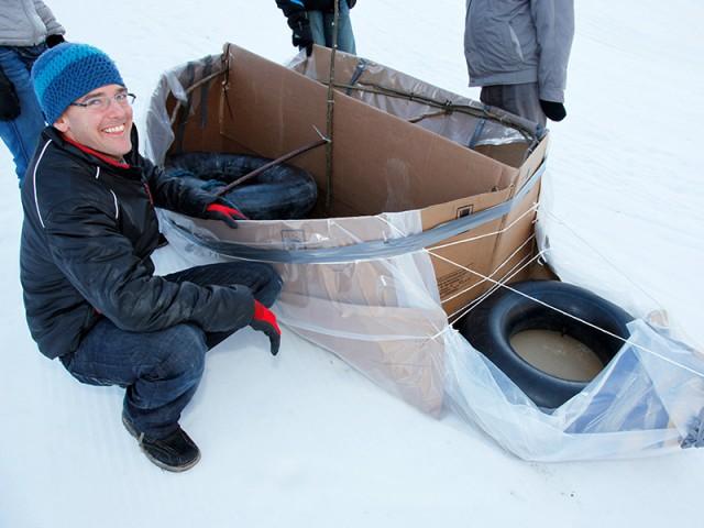 Team Building Winter Activities Snow Fun Conray Ch