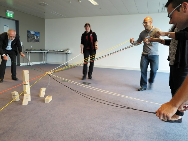 Team Building Indoor Challenging Team Games Conray Ch