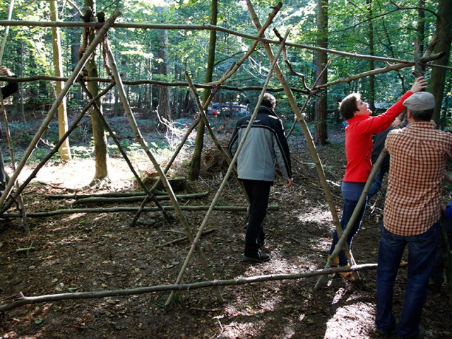 Team Building Activities Forest Games Conray Ch