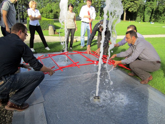 Team-Building Event | Team Challenge Outdoor | Conray.ch