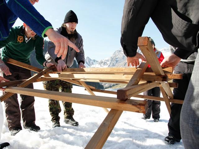 Team Events Winter Winter Wonderland Switzerland Conray Ch